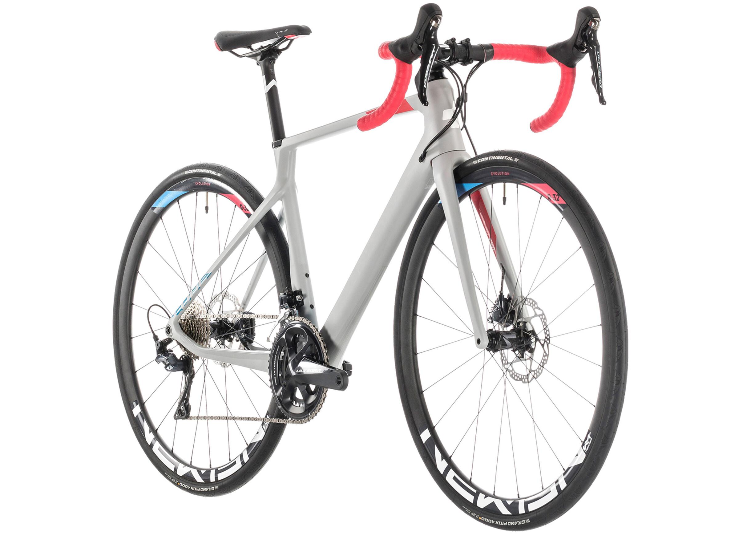3dccc6da4f0aef Cube Axial WS C 62 SL Disc - Vélo de route Femme - gris